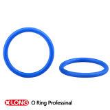 Blaue Fvmq Gummiring-Dichtung für statische Anwendung