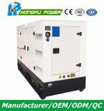 Резервный комплект генератора силы 240kw/300kVA звукоизоляционный тепловозный с двигателем Shangchai Sdec