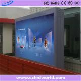 La pantalla exterior/interior LED de alto brillo de la pared de vídeo para la publicidad (P6, P8, P10, P16).