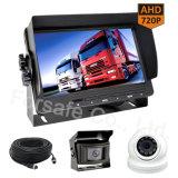 """7 """" Systeem van de Camera van de Auto van de Monitor van het Scherm van de Vierling Ahd Rearview"""