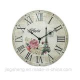 Customed relógio de parede Relógio de parede de madeira para a promoção