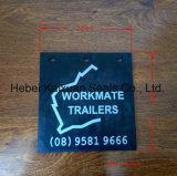 Resguardos plásticos de caminhão de borracha/guarda-lamas de plástico do Reboque
