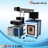 Máquina de gravura do laser da telha [de Glorystar]