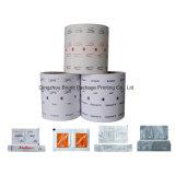 Laminado de aluminio el papel del embalaje de alimentos