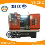 합금 바퀴 수선 CNC 선반 기계
