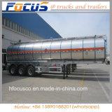 Fabriek 4560cbm de Tank van de Brandstof van het Aluminium/Tanker/de Semi Aanhangwagen van de Vrachtwagen van het Nut