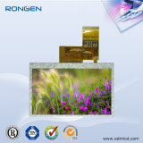 4.3 Bildschirm der Zoll LCD-Bildschirmanzeige-480X272 LCD des Bildschirm-40pin RGB LCD
