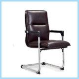Alto mejor precio posterior y silla material de cuero de la oficina de la PU que compite con (WH-OC027)