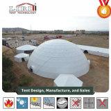 i 10m misurano la tenda bianca galvanizzata Hot-DIP della cupola del coperchio del blocco per grafici d'acciaio con la copertina libera per gli eventi