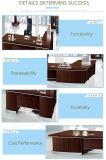 中国製現代オフィス表最新のデザイン木の管理表