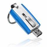 De Aandrijving van de Flits van de Wartel USB van het metaal, de Aandrijving 2/4/8/16GB van de Pen van de Draai