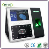 4.3 Pulgadas de pantalla táctil del sistema de asistencia a tiempo de reconocimiento facial