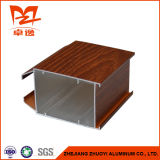 Profili di alluminio del grano di legno per Windows ed i portelli a