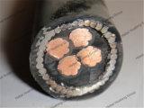 Китай высококачественный медный проводник ПВХ/короткого замыкания XLPE ПВХ Оболочки стальная проволока бронированные кабель питания