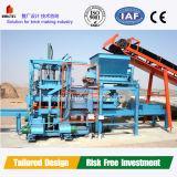Производство оборудования для изготовления бетонных блоков пресс для кирпича Full-Automatic линии