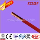 Fil de cuivre H05V-K / H07V-K, câbles monocouches isolés non isolés en PVC avec conducteur souple en cuivre