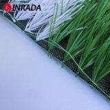 Дерновина поставщика Анти--UV 50mm 11000dtex Soccer&Sports качества зеленая синтетическая