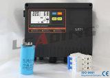 Singolo disegno astuto del regolatore della pompa (L521) per l'installazione dei due condensatori