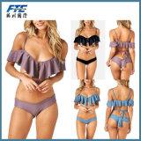 2017 Form-reizvolle Badeanzug-Bikini-Badebekleidung für Dame
