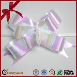Металлический потяните дуг дугу в форме бабочки для подарочной упаковки