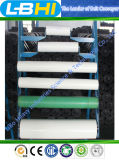 Rodillo caliente del transportador de la Inferior-Resistencia del producto para el sistema de manipulación de materiales (diámetro 159)