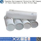 Nichtgewebte Nadel gelochte Filter-Wasser-und Öl-abstoßende Polyester-Staub-Filtertüte für Industrie