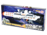 O melhor brinquedo da qualidade da espada & do injetor do espaço para a venda