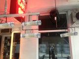 Chauffe-eau à chaleur infrarouge confortable Chauffage à quartz instantané pour zone récréative