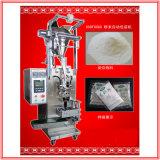 Machine de remplissage automatique triangulaire ou quatre par côtés scellée