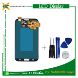 Teléfono LCD para Samsung Galaxy Note 2 N7100 LCD Touch Screen