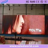 Location d'extérieur/intérieur pixel écran à affichage LED pour la publicité