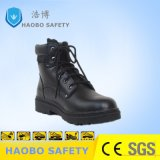 Промышленные кожаные туфли с сертификат CE защитную обувь