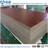 2mm-30mm Waterproof Laminated Melamine Faced Plywood