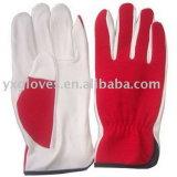 Кожаный Перчатк-Кожа Перчатк-Работая Перчатк-Дешевая Перчатк-Промышленная перчатка
