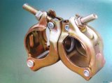 coupleur d'échafaudage galvanisé par BS1139 de 48.3mm