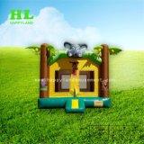 Зоопарк слонов тема надувные прыжком Bouncer для детей
