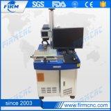 Faser-Laser-Markierungs-Gravierfräsmaschine für den Stich Metallplatten