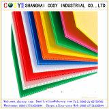 Рифленый лист PP полые Coroplast Sheet/PP/лист Correx для знаков ярда