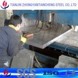 7075 Plaque en aluminium de bonne humeur de la coupe dans T6