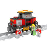 ブロックの子供のトレインの教育のおもちゃ(H0268589)