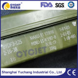 Impressora Inkjet UV de grande formato Cycjetalt382 que imprime no plástico
