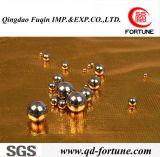 25,4mm bolas de acero recubierto de cobre