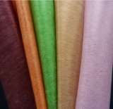 Garniture adhésive de relation étroite de couleur de PA de double point de vêtement chaud de vert