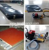 Encoladora portable de las bandas transportadoras con el consumo de una energía más inferior