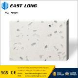 中国の人工的な白い単一のガラスミラーの光っている磨かれた水晶石の平板