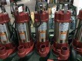 Pompa ad acqua sommergibile delle acque luride elettriche dell'acciaio inossidabile di serie della STAZIONE TERMALE con l'interruttore di galleggiante