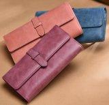 方法本革の札入れデザイナー財布袋