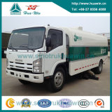 Isuzu 4X2 Sewage Suction Truck con Vacuum Suction Pump