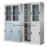 [سليد دوور] فولاذ مكسب تصنيف عرض تخزين معدن مبرد [بووككس] خزانة قابل للإقفال