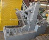 Gomma residua automatica piena che ricicla le macchine